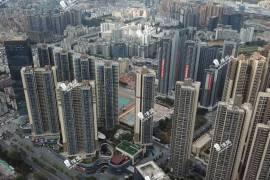 壹城中心_深圳|首期5萬(減)|香港高鐵17分鐘直達|深圳龍華地鐵市中心 (實景航拍)