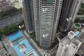 寶生Midtown_深圳|首期30萬(減)|CBD巔峰複式|核心地段|鐵路沿線 (實景航拍)