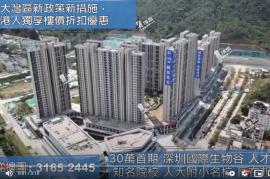 花樣年家天下_深圳|首期5萬(減)|總價250萬|大型商場屋苑|香港銀行按揭 (實景航拍)